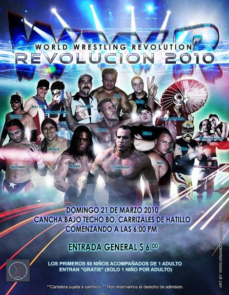 Puerto Rico Pro Wrestling Craig Classic BJW 2