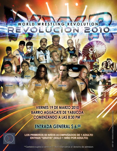 Puerto Rico Pro Wrestling Craig Classic BJW 1