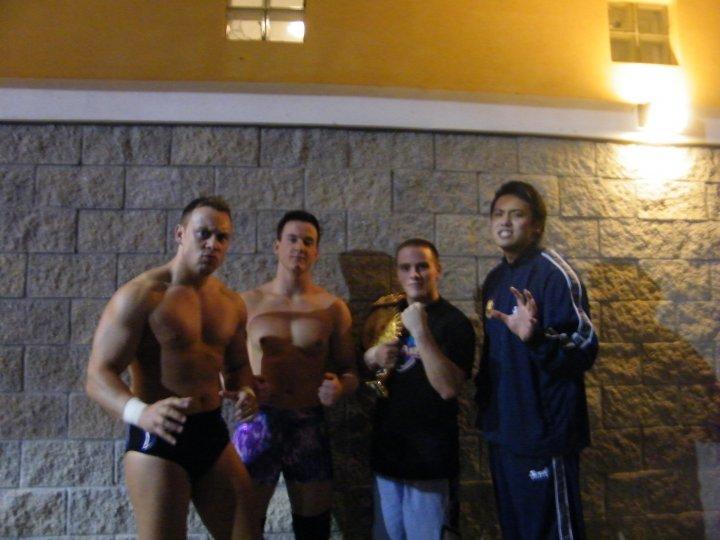 Craig Classic BJW NWA Fusion